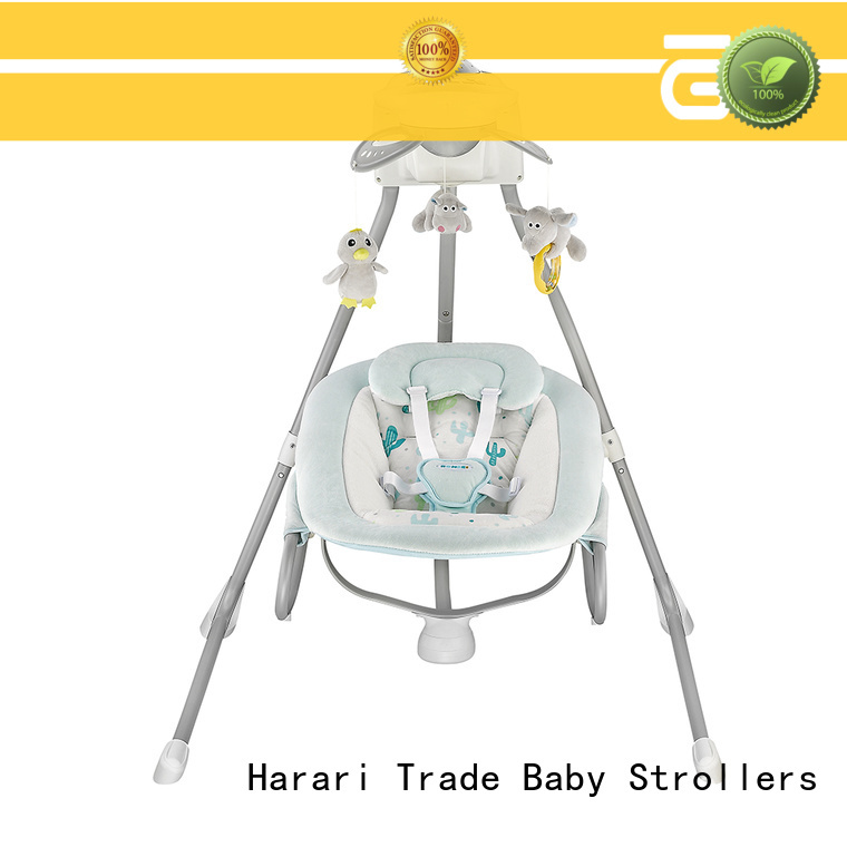 Harari Baby sleep grey baby bouncer chair for business