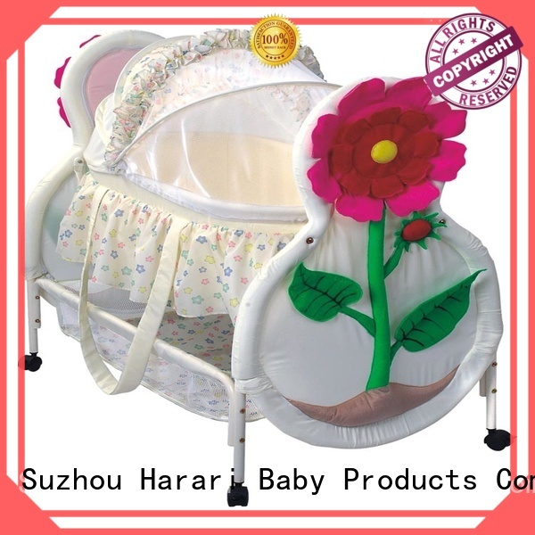 Harari lovely baby bassinet wholesale for playing