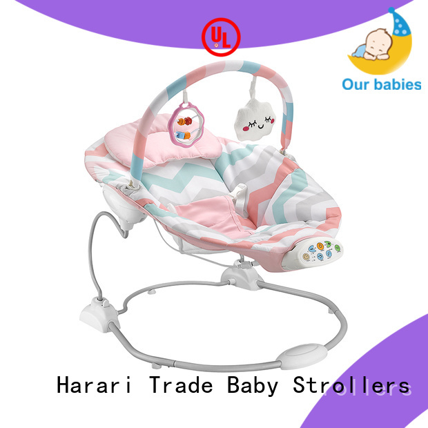 Harari Baby High-quality baby bouncer cradle for business