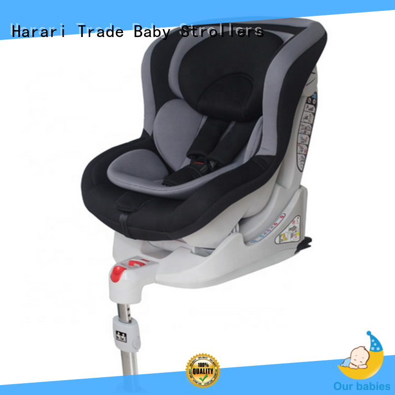 Harari comfortable baby chair car seat company for kids
