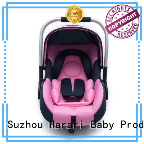 Harari adjustable cheap kids car seats company for travel