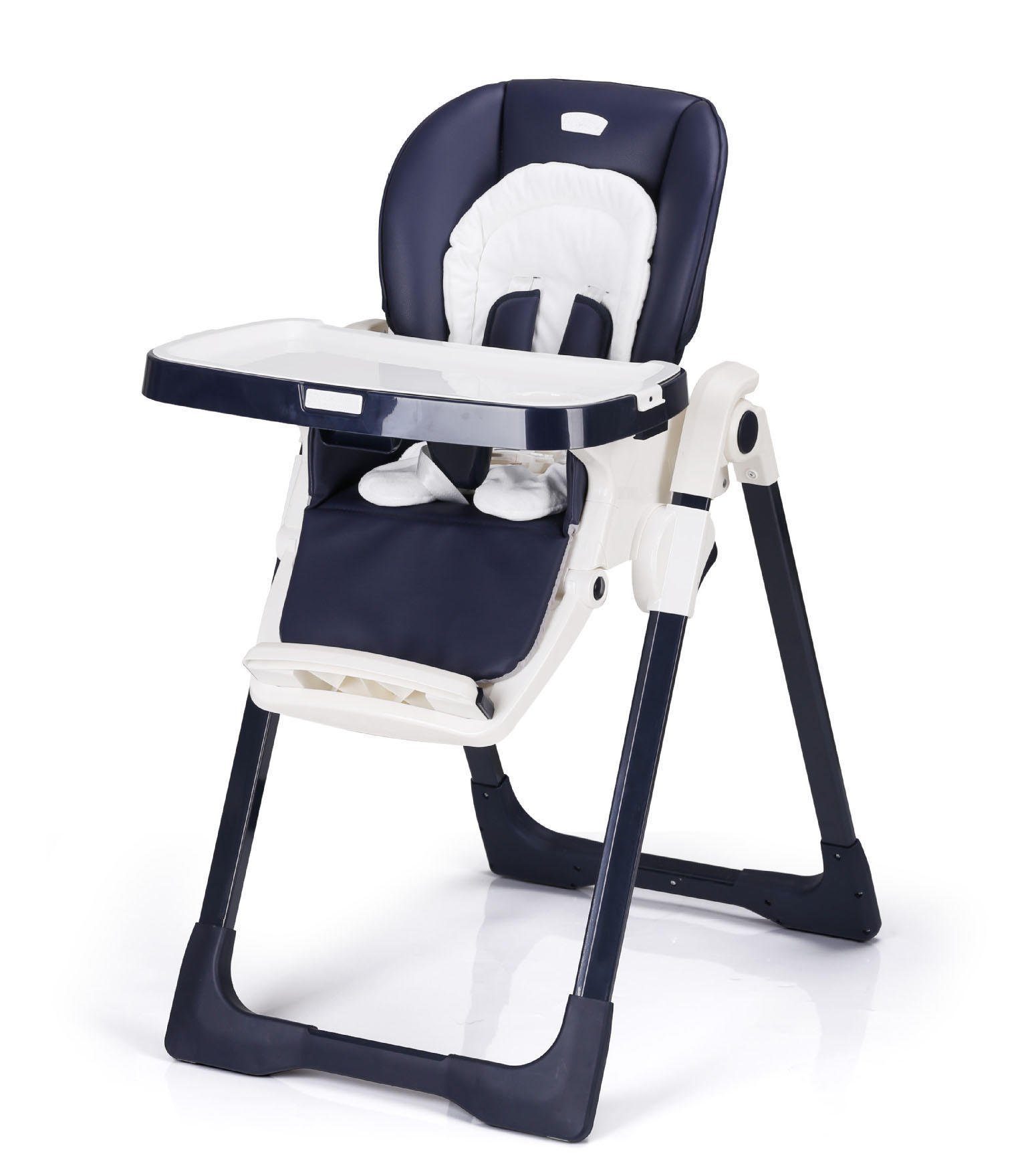 stable wooden high chair directly sale for feeding-2