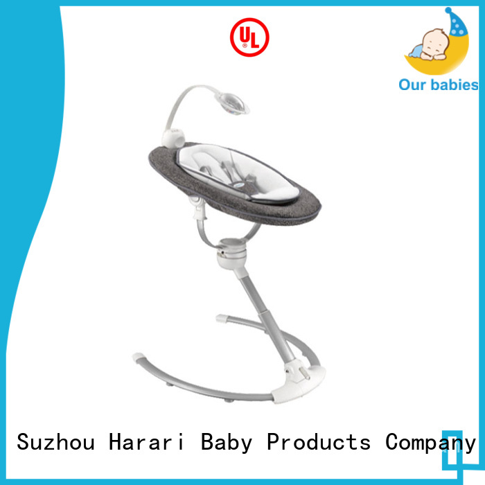 Harari Baby Top automatic baby rocking chair Suppliers for playing