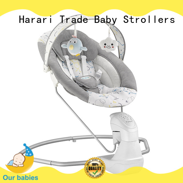 Harari baby swing chair wholesale for entertainment