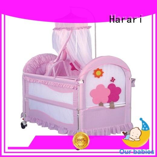 Harari cribs baby boy play yard manufacturers for crawling
