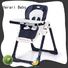 Harari Baby dinning black and white high chair for business for feeding