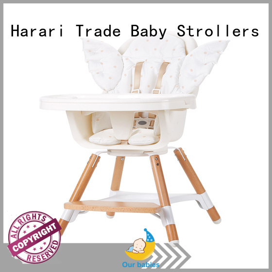 Harari Baby High-quality new baby high chair manufacturers for older baby