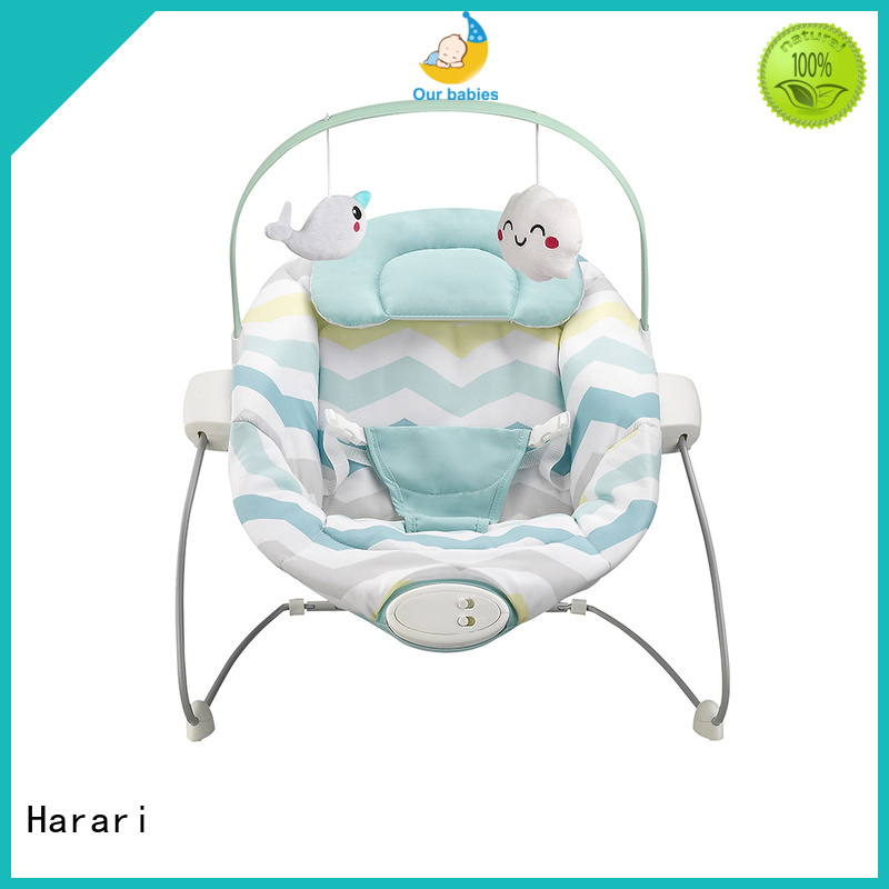 Harari safe baby rocker supplier for entertainment